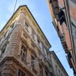 Genoa Italy Old City