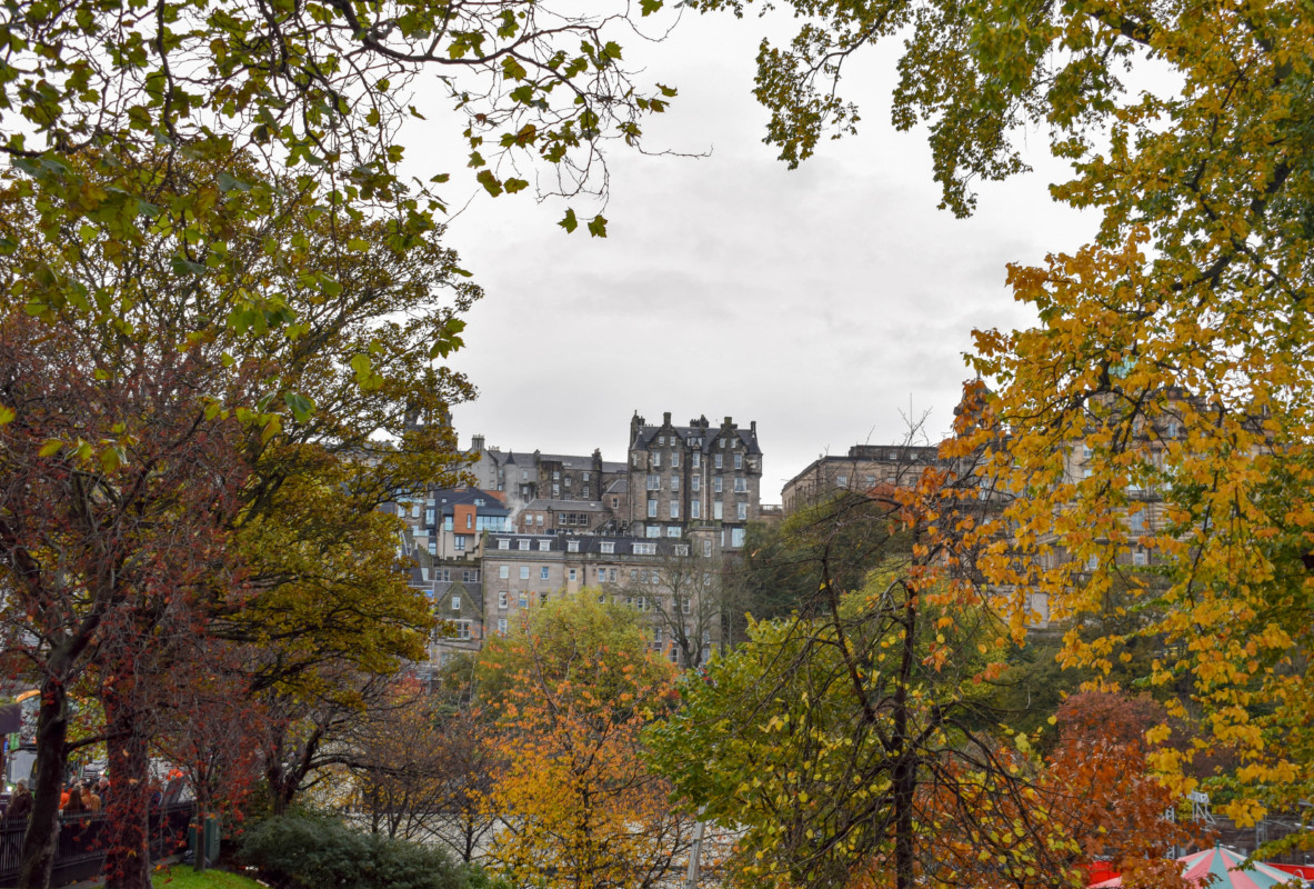 Autumn in Edinburgh: The best places for leaf peeping in the city