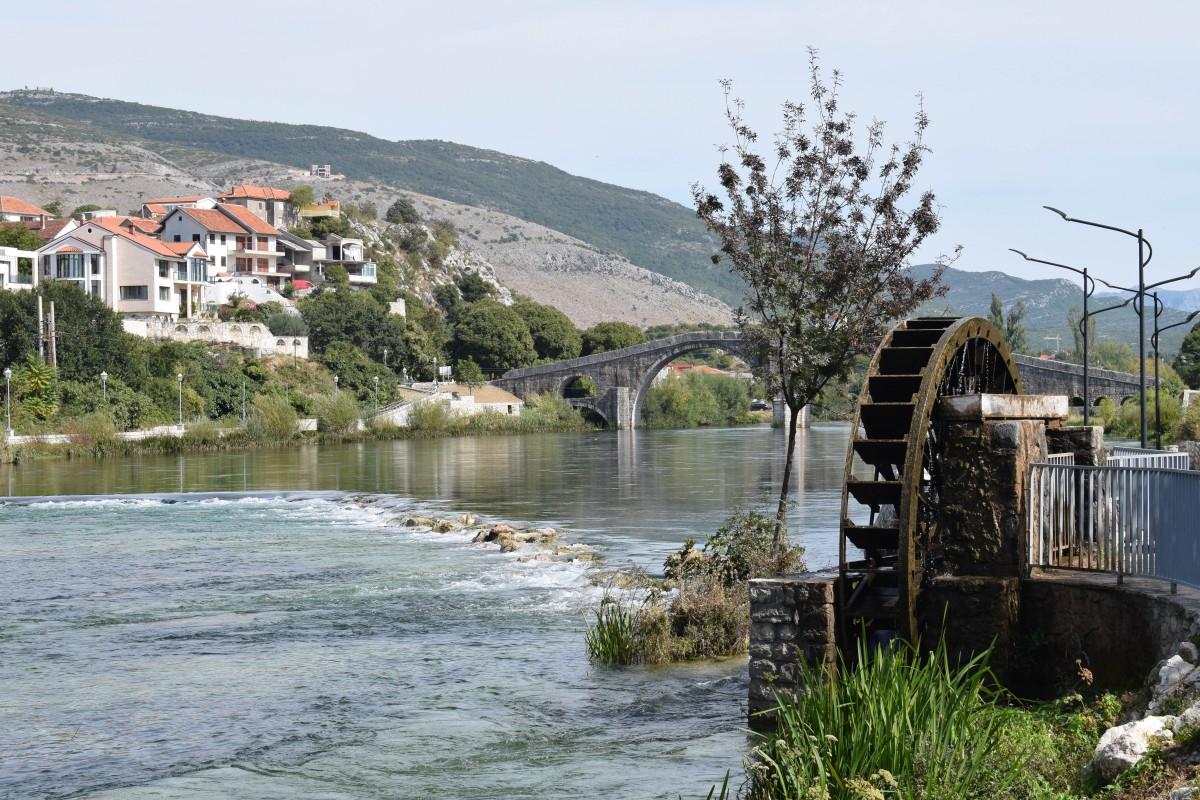 Water mills Trebinje