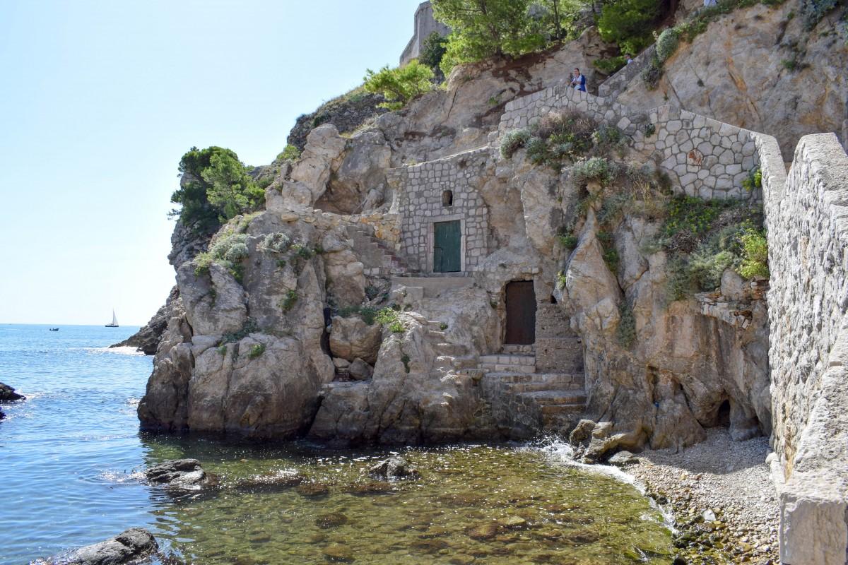 West Harbour Dubrovnik Games of Thrones filming locations in Croatia-24 hours in Dubrovnik