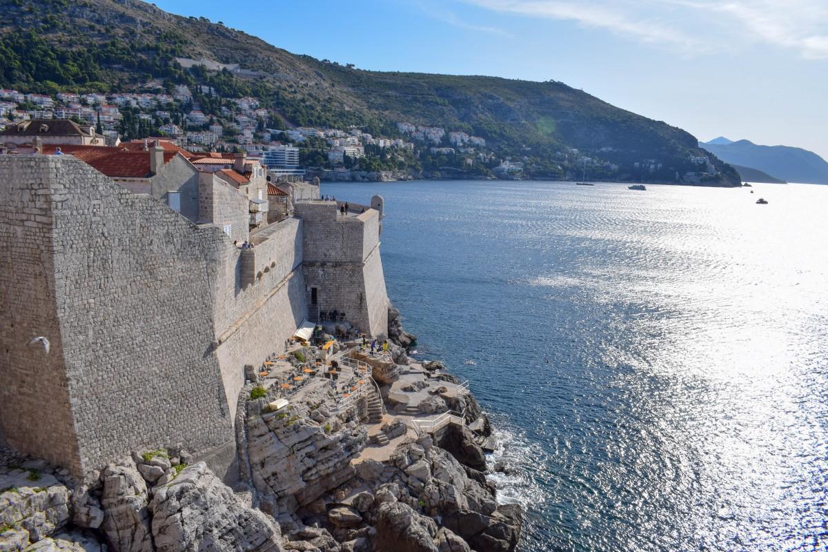 Buza Bar in Dubrovnik Croatia-24 hours in dubrovnik