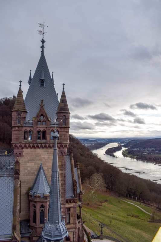 Schloss Drachenberg Germany