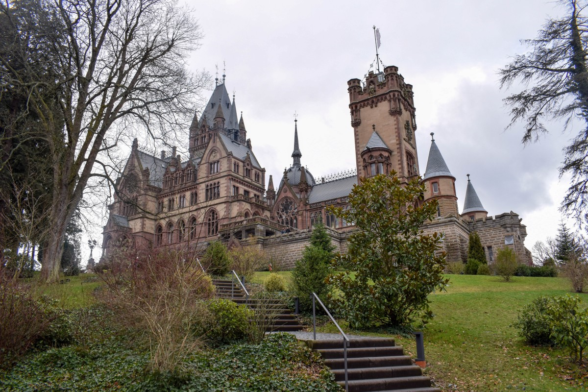 Schloss Drachenberg Germany - Day trip from Cologne
