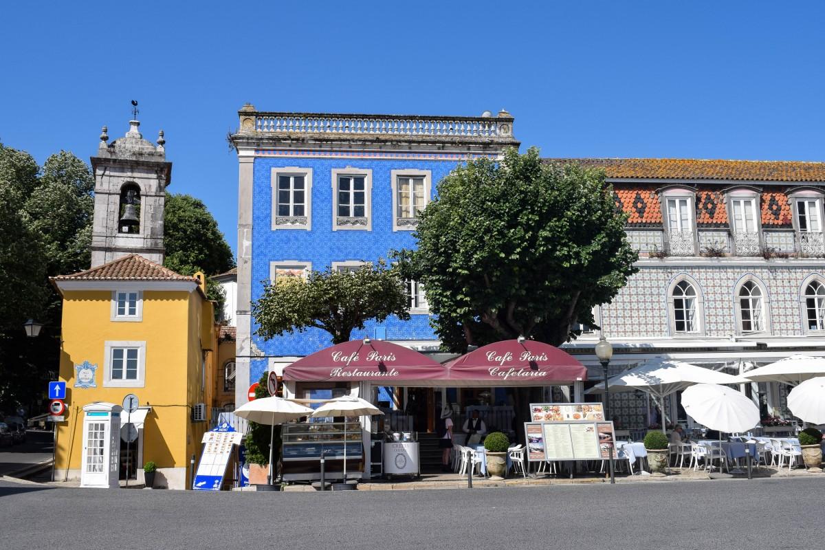 Centro Historico de Sintra in Lisbon Portugal