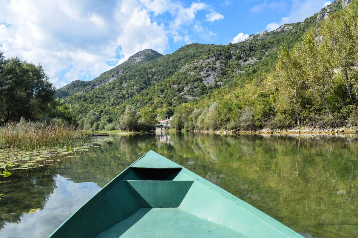 Lake skadar lake cruise montenegro