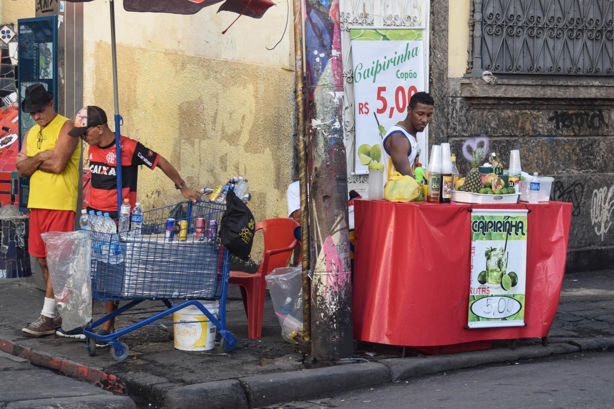 Cocktails Lapa Rio de Janeiro Brazil