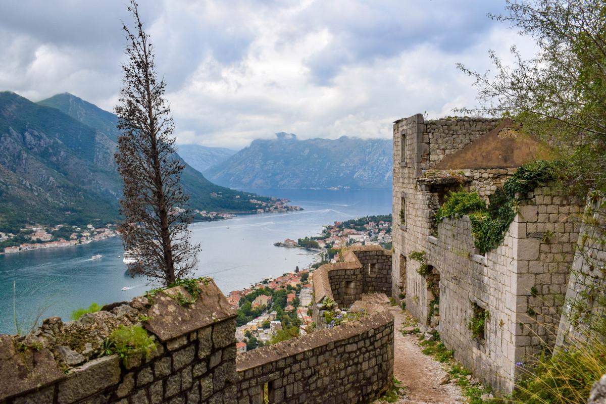 St john's fortress Kotor hike Montenegro