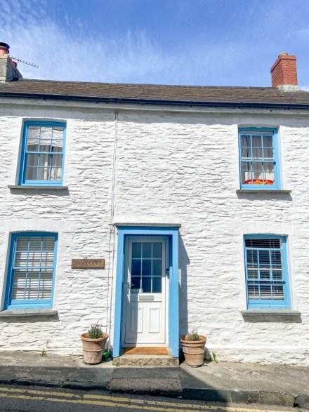 Portscatho Cornwall houses