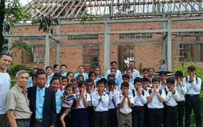 Mission de repérage au Cambodge du 22 au 25 novembre 2018