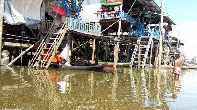 Kampong Pluk - Partage d'ailleurs