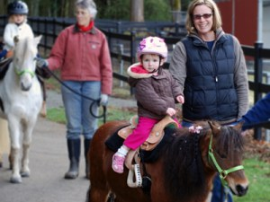 Birthday party venue with pony rides in Seattle