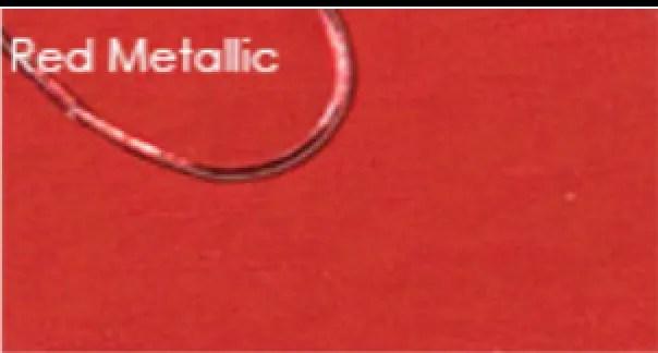 rosso metallico 130-1