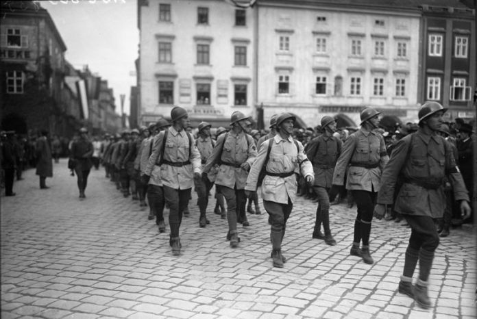 Wien: Kundgebung zum Februar 1934