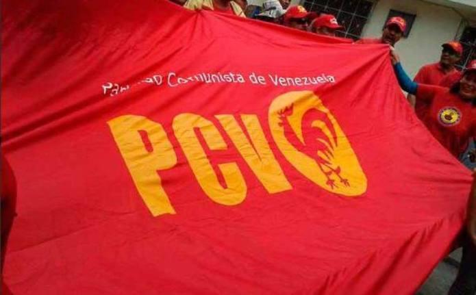 Solidarität mit dem Volk und der KP Venezuelas