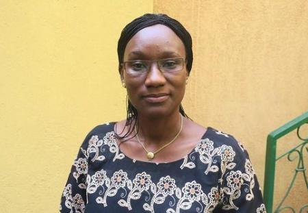 Dr Ramatou Sawadogo, Directrice de la santé de la famille