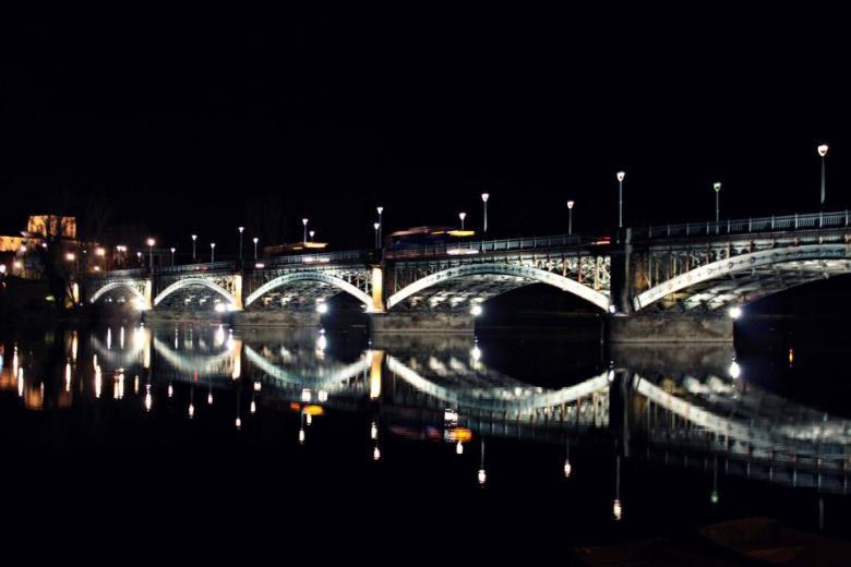 Ponte Enrique Estevan, Salamanca