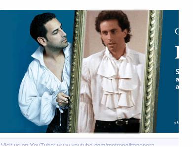 Seinfeld Puffy Shirt