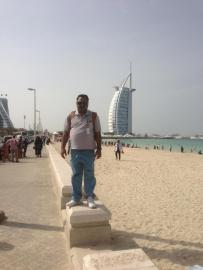 Burj Al Arab from another side.