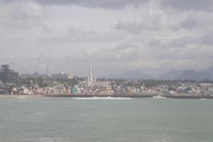 The Indian Land from Vivekananda Rock