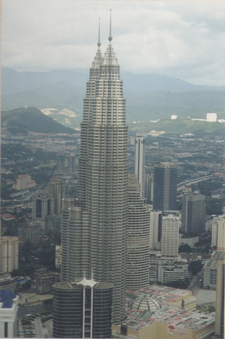 Petronas Tower
