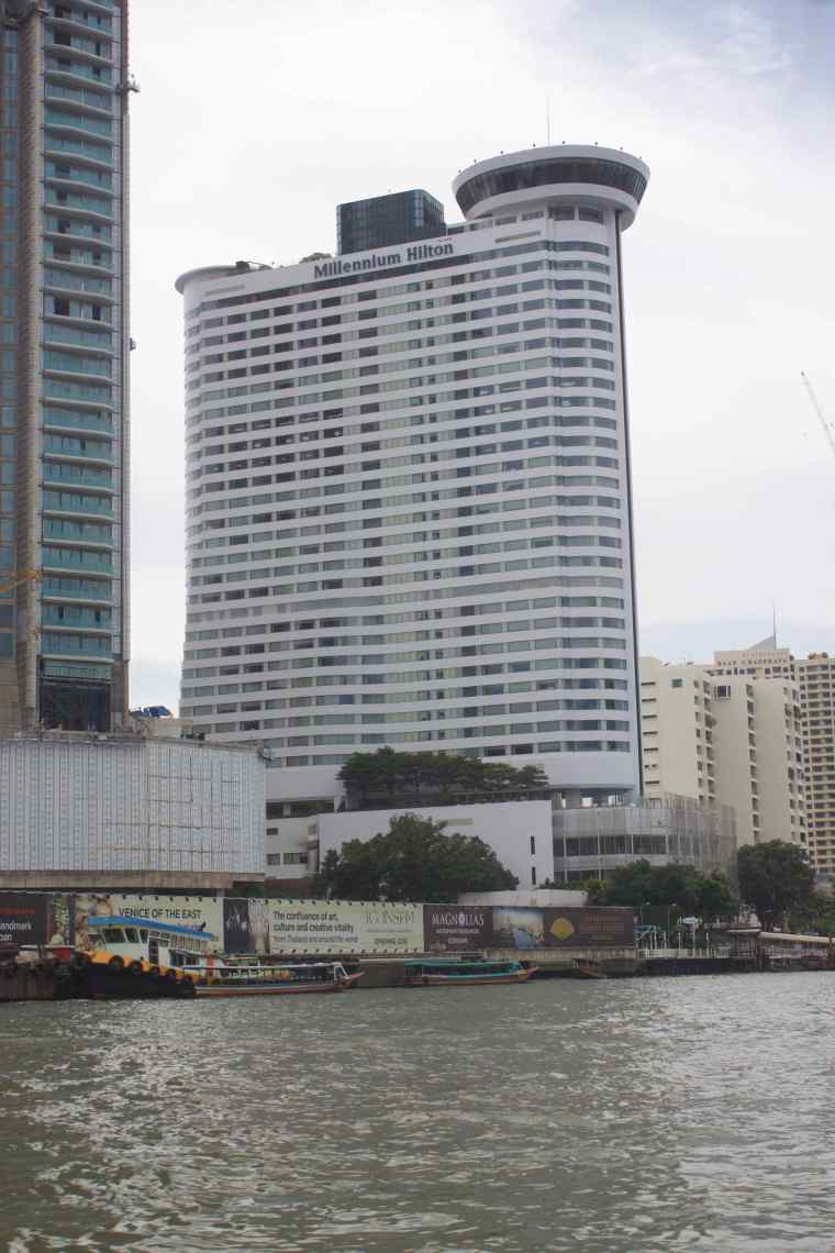 Another Hilton in Bangkok. There are 4 Hiltons in Bangkok
