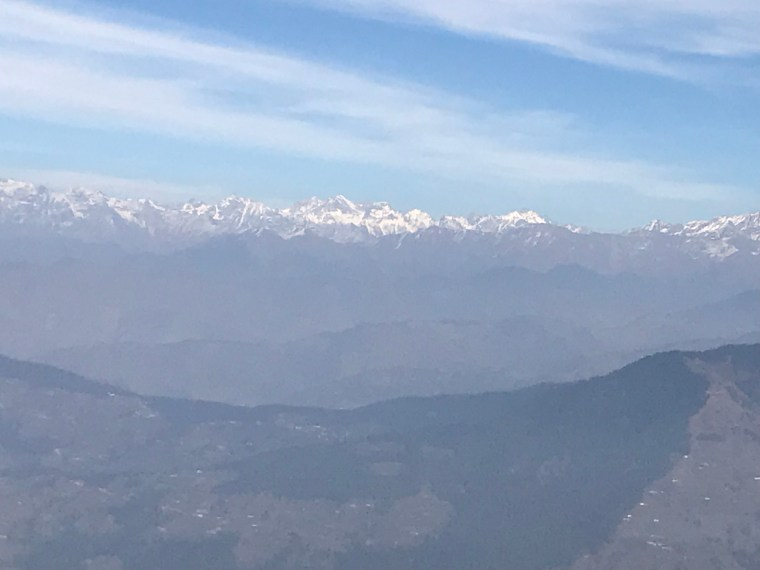 Another view of Shivalik Range