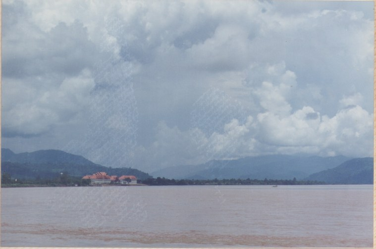 Another shot of the Mekong River