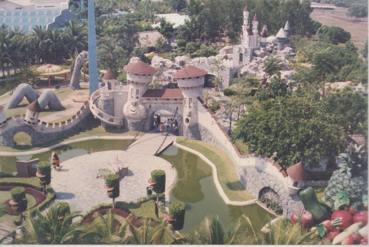 Bird's Eye View of Dreamland