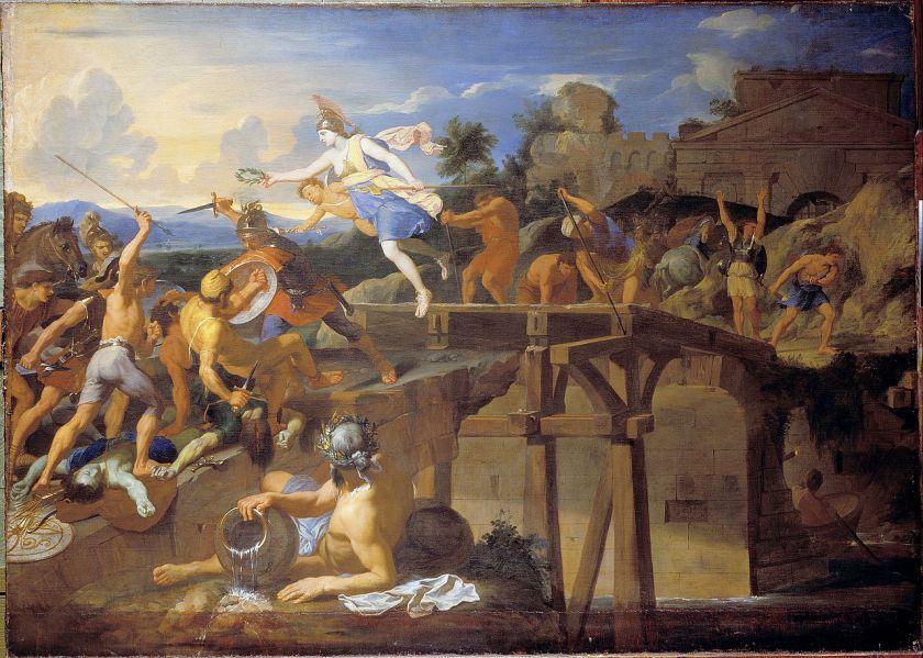 Horatius Cocles, Lars Porsenna, Tarquinii