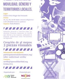 Taller audiovisual Sevilla