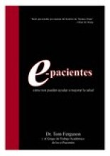 Cover of e-Patient White Paper in Spanish (click to download)