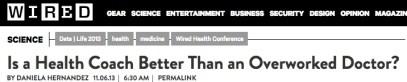 Iora Wired headline