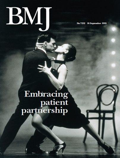 BMJ Tango cover, September 1999