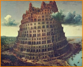 The Tower of Babel (Wikipedia - Peter Brueghel the Elder)