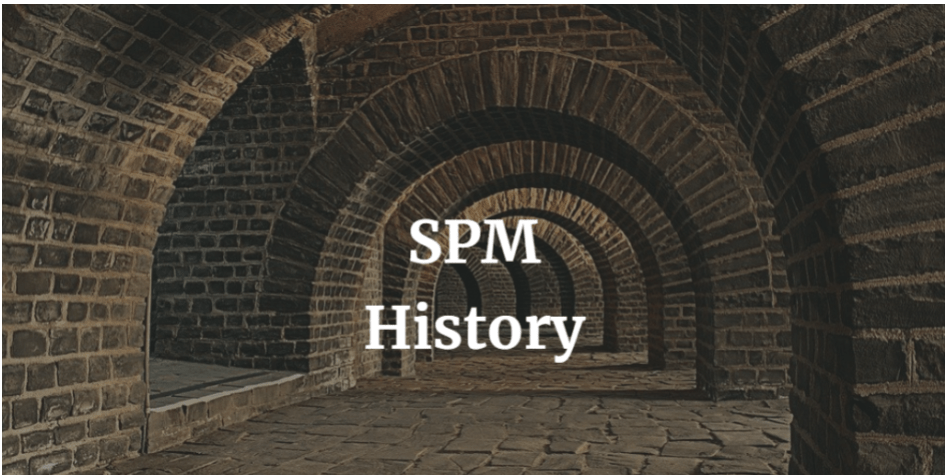 A Romanticised History of SPM