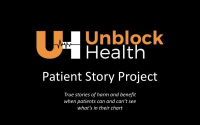 Three minute patient video nails the suffering from information blocking