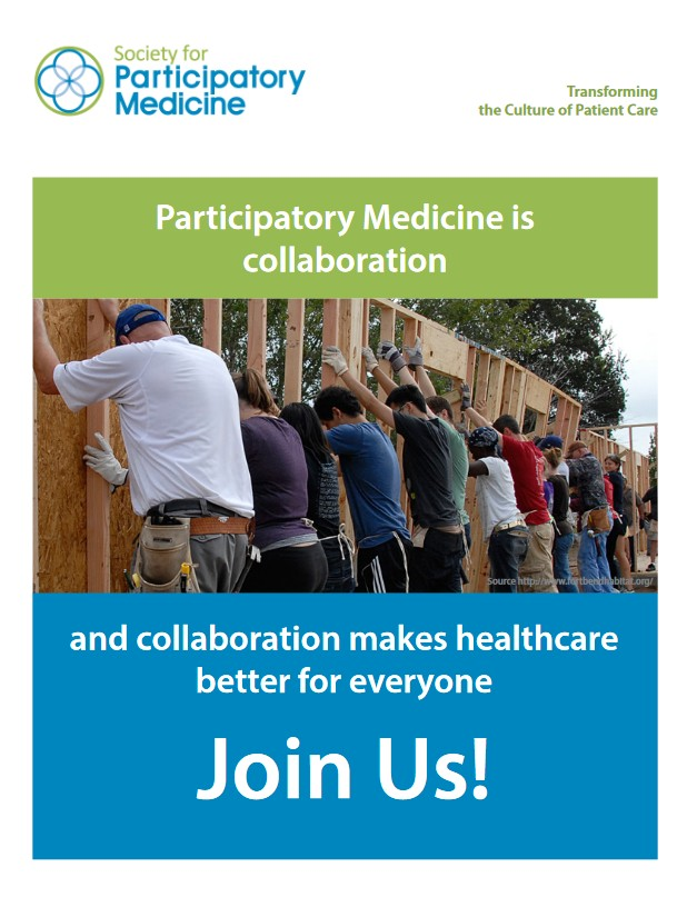 Download the 2017 Society for Participatory Medicine Brochure