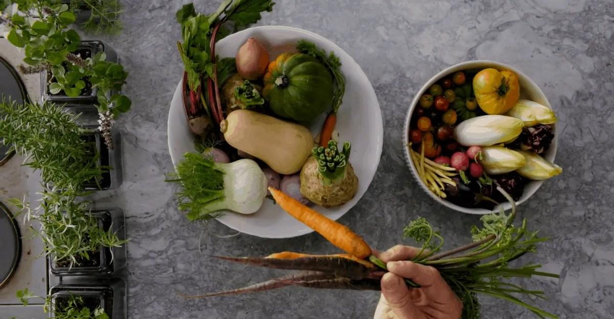gordon ramsay vegetables