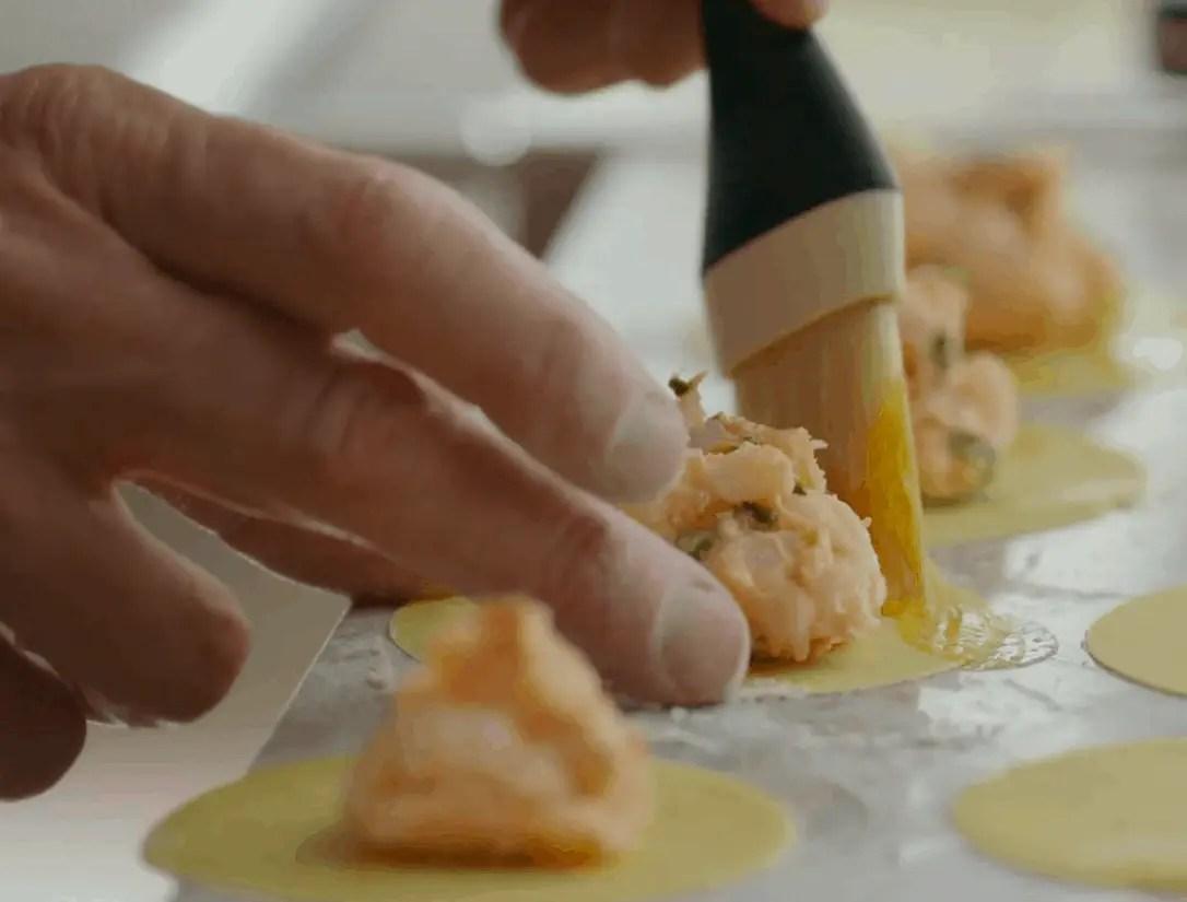 gordon ramsay lobster ravioli
