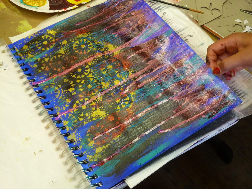 JOURNAL WORKSHOP, SATURDAY JANUARY 16