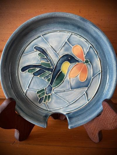 Read more about the article ANN BARNSLEY: Ceramics & Mosaics