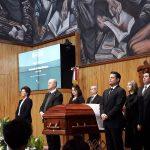 Declara gobernador 15 de noviembre como día de luto en Jalisco tras muerte de Fernando del Paso