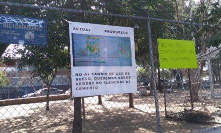 En desacato, continúan obras del Gran San Rafael; gobierno de Guadalajara, omiso