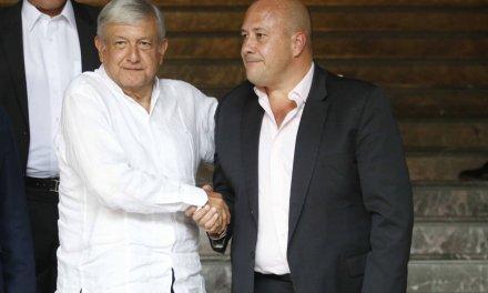 """""""No me quiero pelear con el presidente"""": Alfaro Ramírez"""
