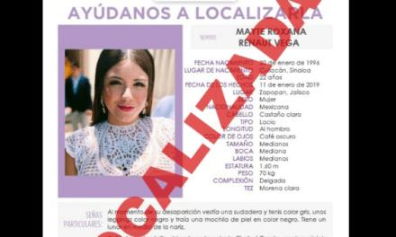 """Hija de exsubprocurador de Sinaloa se econtraba en Tijuana por su """"propia voluntad"""": Fiscalía"""