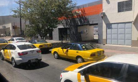 Taxistas piden extinción de Empresas de Redes de Transporte que no respeten la ley