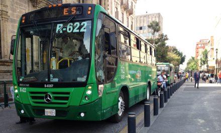Primero transparencia, después subsidio al transporte urbano