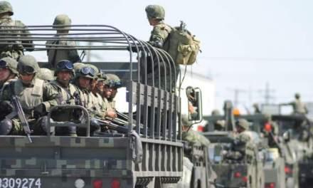 Mil 800 elementos federales reforzarán seguridad en Jalisco: Alfaro