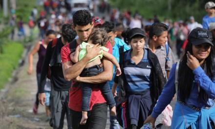 Invisibilización de las personas migrantes