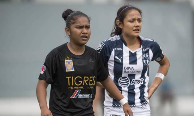 El juego del hombre, perverso para las futbolistas mexicanas